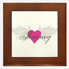 My Sweet Angel Journey Framed Tile