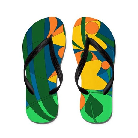 MAGIC POTION WISH LIST Flip Flops