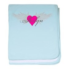 My Sweet Angel Joslyn baby blanket