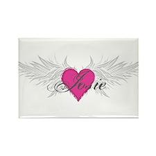 My Sweet Angel Josie Rectangle Magnet (100 pack)