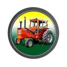 Funny Chalmers grandpa agriculture Wall Clock