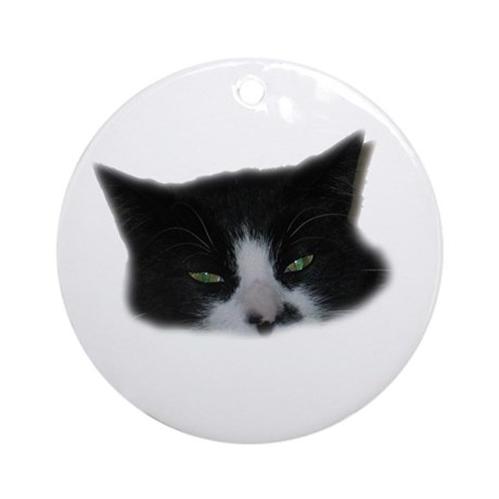 Wicked Eyes Ornament (Round)