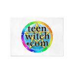 TeenWitch.com 5'x7'Area Rug
