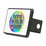 TeenWitch.com Rectangular Hitch Cover