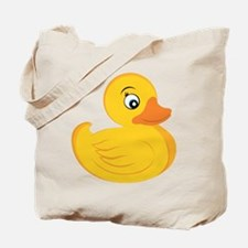 Rubber Ducky Tote Bag