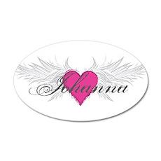My Sweet Angel Johanna Wall Decal