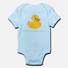 Rub A Dub Dub Infant Bodysuit