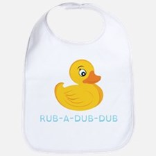 Rub A Dub Dub Bib