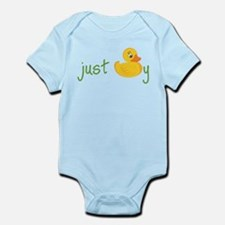 Just Ducky Infant Bodysuit