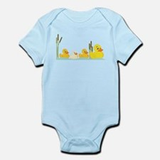 Ducky Family Infant Bodysuit