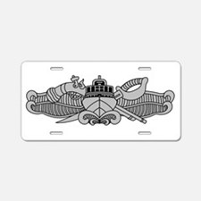 SWCC Badge Aluminum License Plate