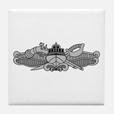 SWCC Badge Tile Coaster