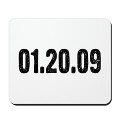 01.20.09 Mousepad