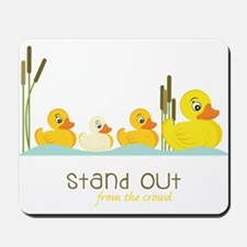 Stand Out Mousepad