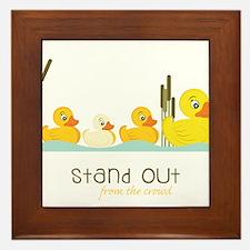 Stand Out Framed Tile