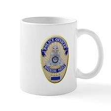 Riverside Police Officer Mug