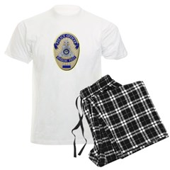 Riverside Police Officer Pajamas