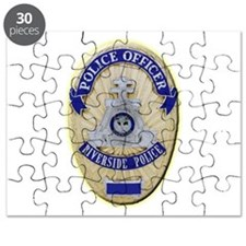 Riverside Police Officer Puzzle