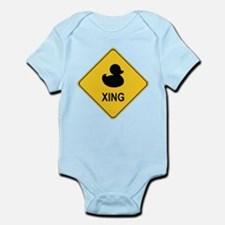 Duck Xing Infant Bodysuit