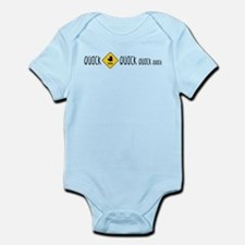 Quack Infant Bodysuit