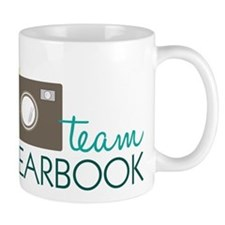 Team Yearbook Mug