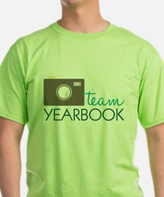Team Yearbook T-Shirt
