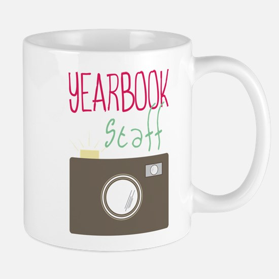 Yearbook Staff Mug