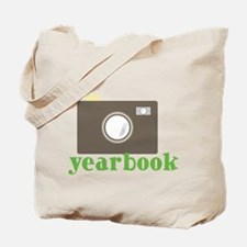 Yearbook Tote Bag