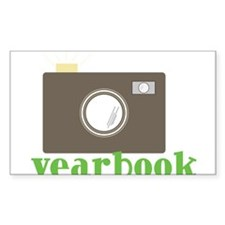 Yearbook Decal