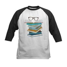 Stack Of Books Tee