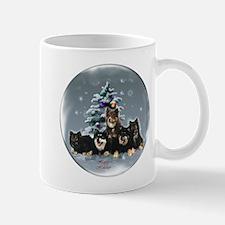 Finnish Lapphund Christmas Mug