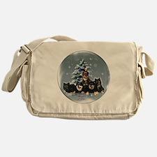 Finnish Lapphung Messenger Bag
