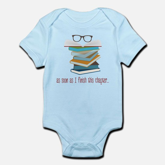 This Chapter Infant Bodysuit