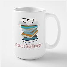 This Chapter Large Mug