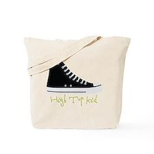 High Top Kid Tote Bag