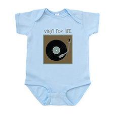 Vinyl For Life Infant Bodysuit