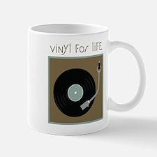Vinyl For Life Mug