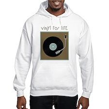 Vinyl For Life Hoodie