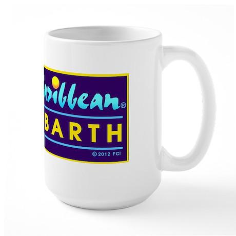 St. Barth Extra Large Mug