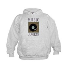 Music Junkie Hoody