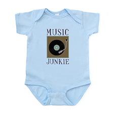 Music Junkie Infant Bodysuit