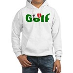 Top 10 Golf #7 Hooded Sweatshirt