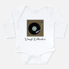 Vinyl Collector Long Sleeve Infant Bodysuit