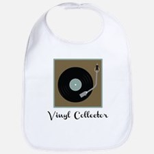 Vinyl Collector Bib