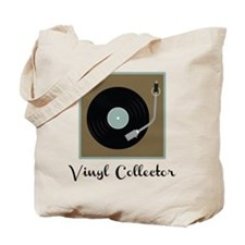 Vinyl Collector Tote Bag