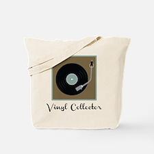 Vinyl Collector Tote Bag
