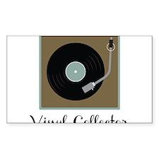 Vinyl Collector Decal