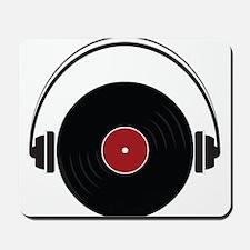 Record Mousepad