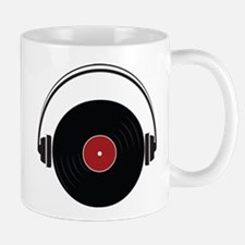 Record Mug