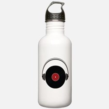 Record Water Bottle